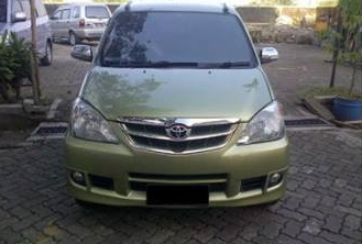 harga Toyota Avanza type G tahun 2008 bekas