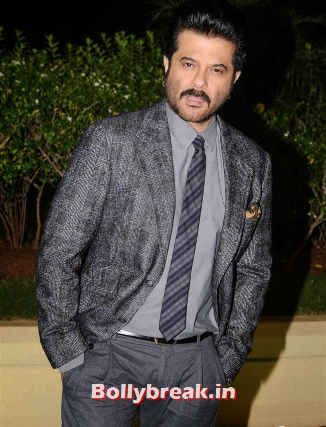 Anil Kapoor, Bollywood Babes at Vishesh Bhatt Wedding Reception