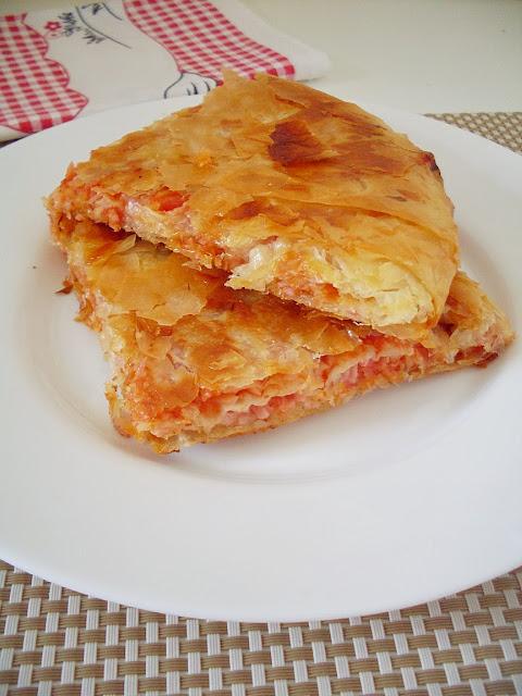 Pizza burek