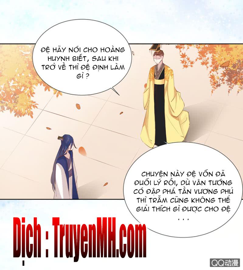 Solo Đi Vương Gia chap 13 - Trang 8