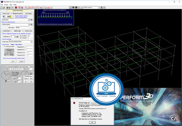 CSI PERFORM-3D