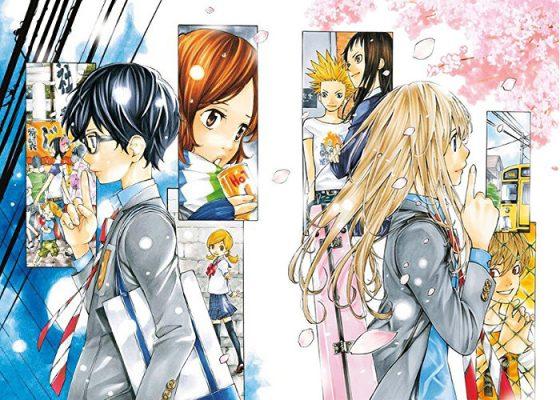 10 Anime Mirip Shigatsu wa Kimi no Uso