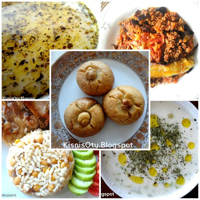 Menü, Yemek Menüsü, İftar Menüsü, Misafir Menüsü, İftar softası, Tarifler, Yemek Tarifleri, Kişniş otu, Bayram, Ramazan
