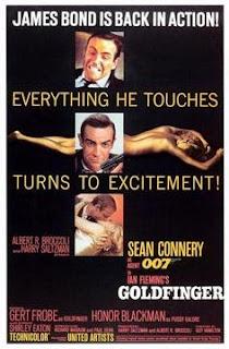 El Agente 007 : Contra Goldfinger