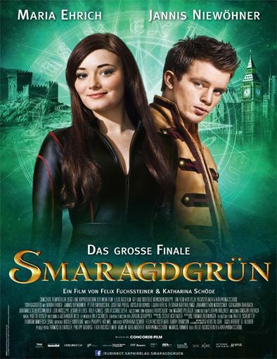 ver La última viajera del tiempo: Esmeralda (Smaragdgrün) (2016) Online