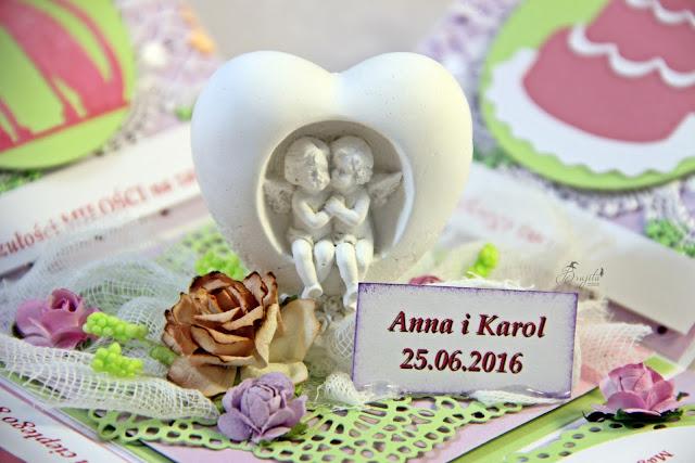 ślub, prezent ślubny, magiczna kartka, magia ombre, jak dać pieniądze na ślub, zaproszena ślubne