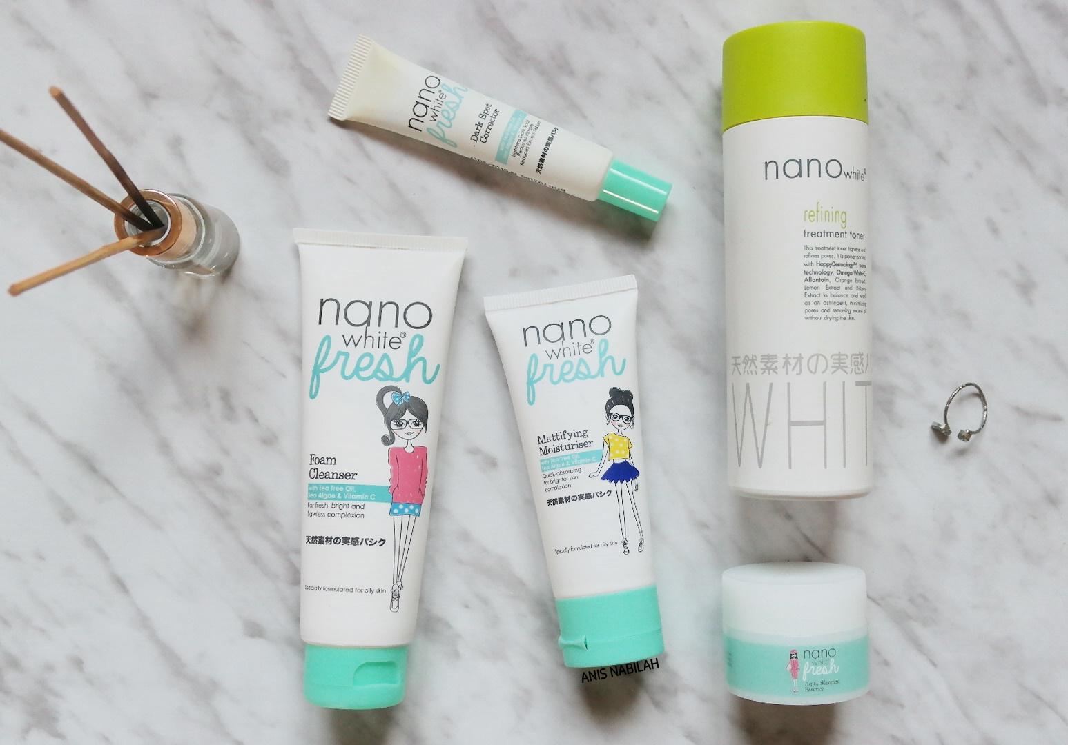 nano white