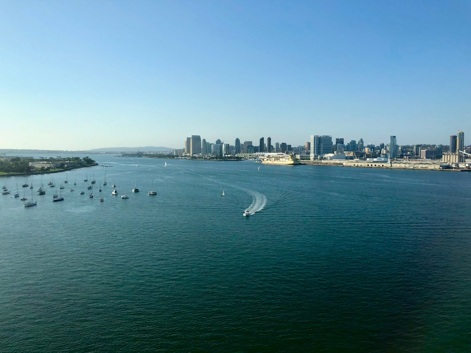 Coronado Island, San Diego, California, August 2018