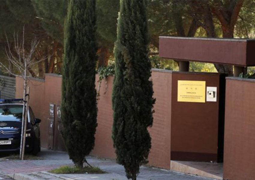 Dubes Korut Di Spanyol Di Serang Teroris