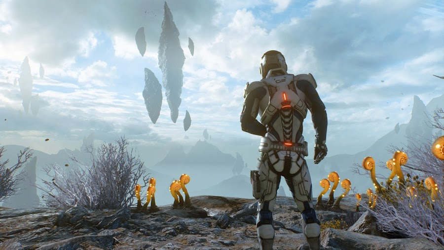 mass effect andromeda trial weekend