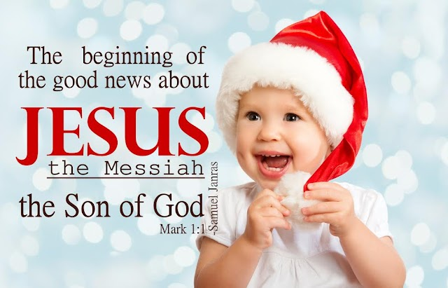 Chirstmas Desktop Mobile Bible Verse Wallpaper