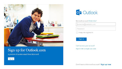 hotmail now outlook