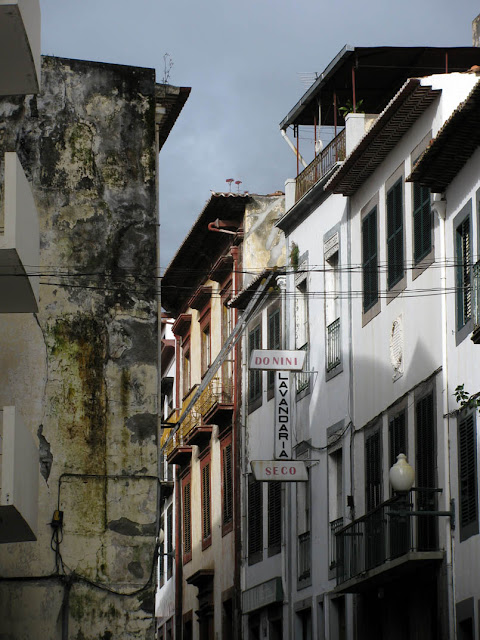 old buildings in Rua das Pretas