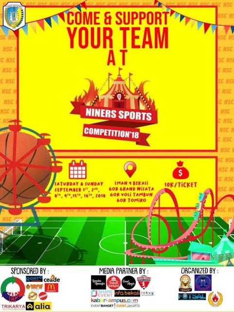 NINERS SPORT COMPETITION 2018