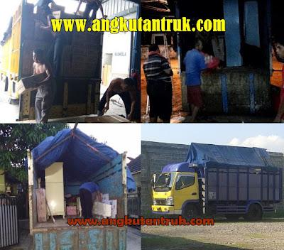 Angkutan Truk Jogja Purworejo Magelang