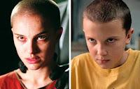 Natalie Portman e Millie Bobby Brown