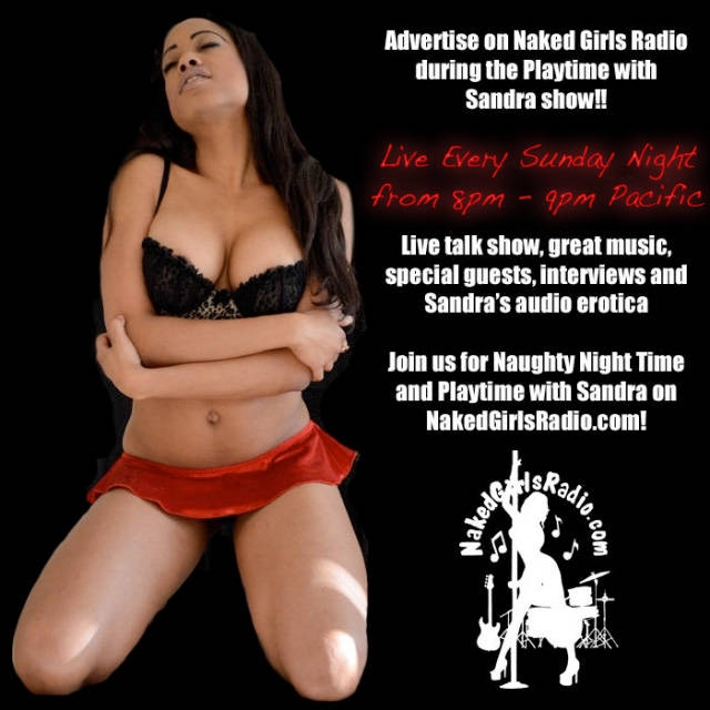Listen to Playtime With Sandra Radio with Sandra LONDON of Live&Grind