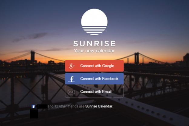 微軟高價收購新創Sunrise日曆,再補強行動生產力工具