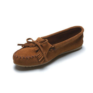 Moccasins - New types of shoes