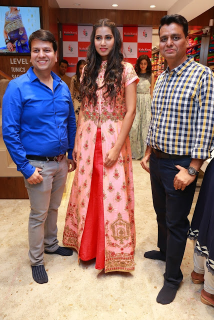 Kala Kunj Launches Renovated Showroom @Himayatnagar