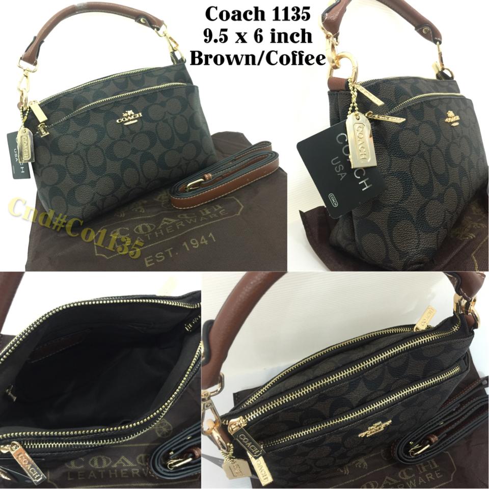 defc557b1a13 Handbag Branded Murah   Sale  Coach Sling Bag Gred AA