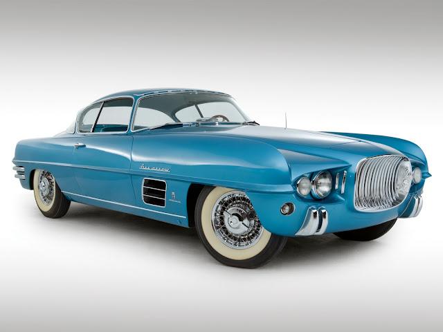 Dodge Firearrow III Sport Coupe Concept