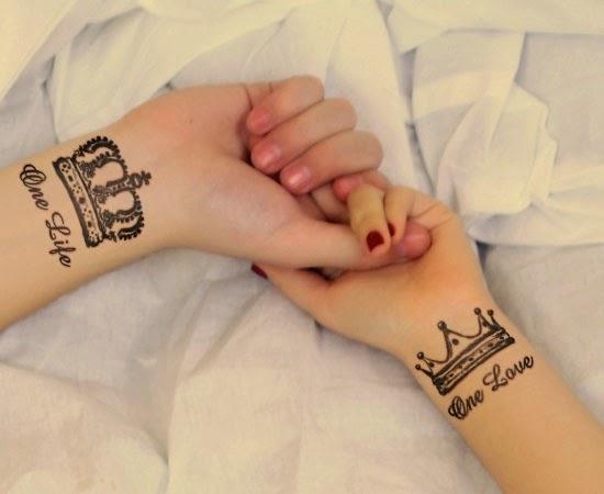 Tatuajes Frases De Amor Para Parejas Sfb