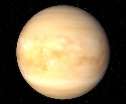 Так выглядит Венера