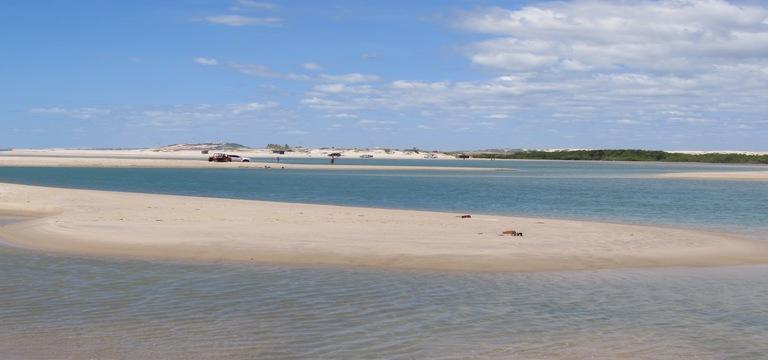 Águas Belas Praia