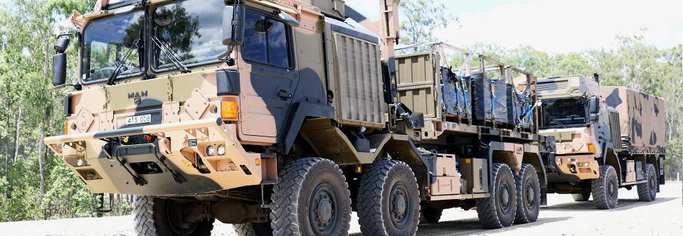 Rheinmetall завершує поставку понад 2500 машин ЗС Австралії