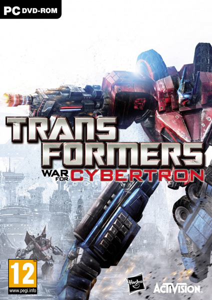 Transformers War for Cybertron PC - TRANSFORMERS War for Cybertron PC