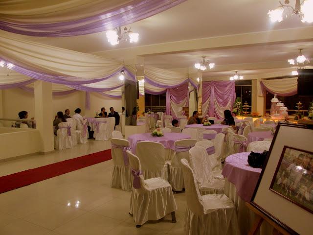 Salón de Eventos para Matrimonios en Puente Piedra