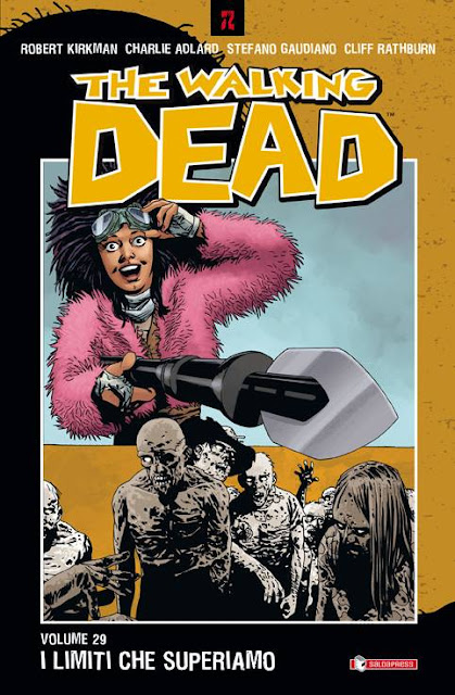 The Walking Dead #28: I limiti che superiamo