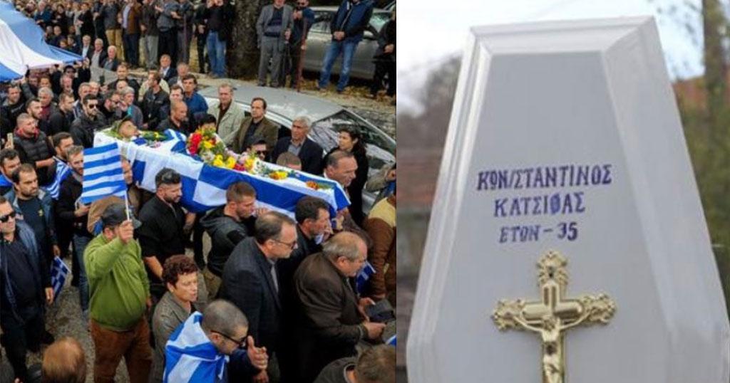 Μετονομασία δρόμου και προτομή προς τιμήν του Κωνσταντίνου Κατσίφα στο Άργος