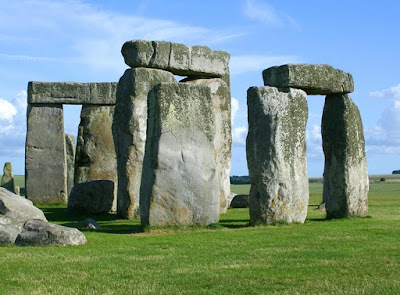 Stonehenge - Salika Travel - Europe Group Series 2018