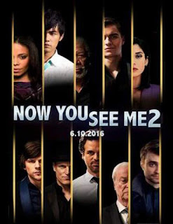 Download Film Now You See Me 2 (2016) Bluray 720p Subtitle Indonesia
