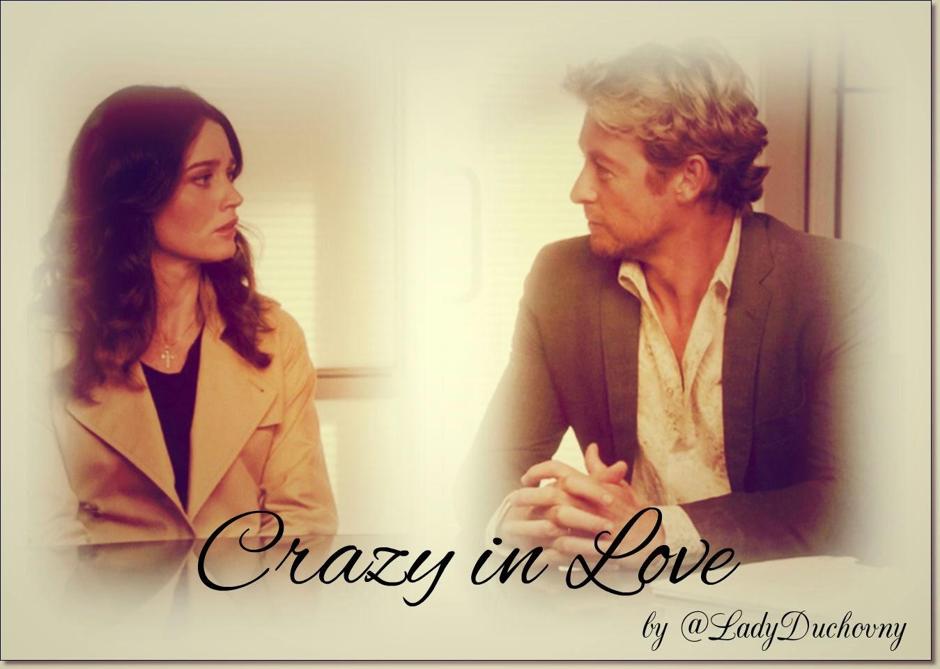 O Essencial é invisível aos olhos: Crazy in Love Parte 1