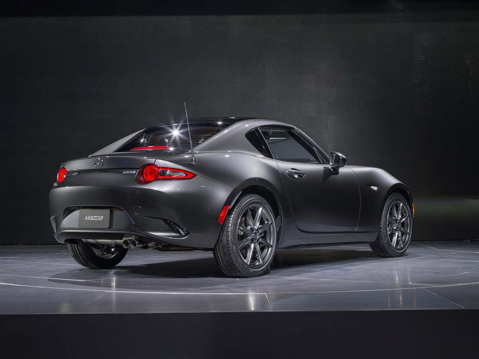 mazda mx 5 rf launch edition already sold out in the us carscoops. Black Bedroom Furniture Sets. Home Design Ideas