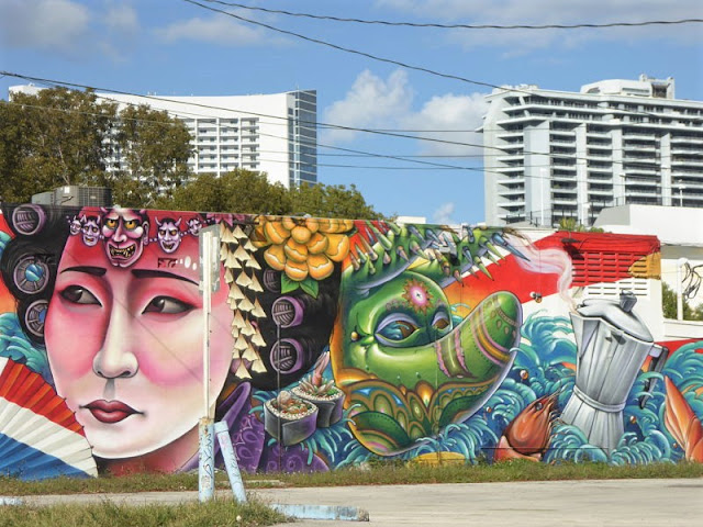 street art little haiti