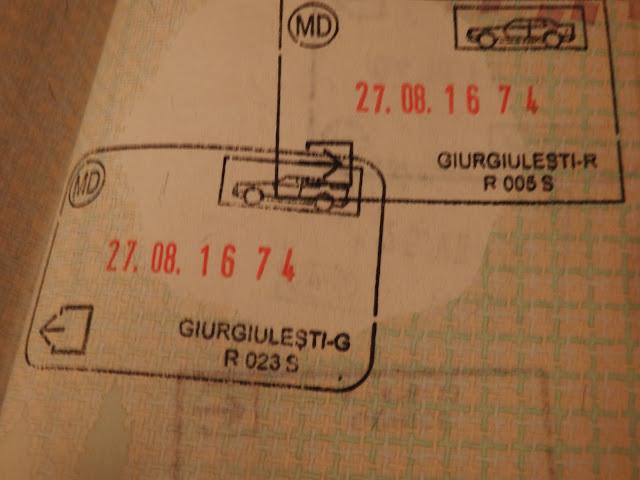Mołdawianie traktują tranzyt jako normalny pobyt turystyczny