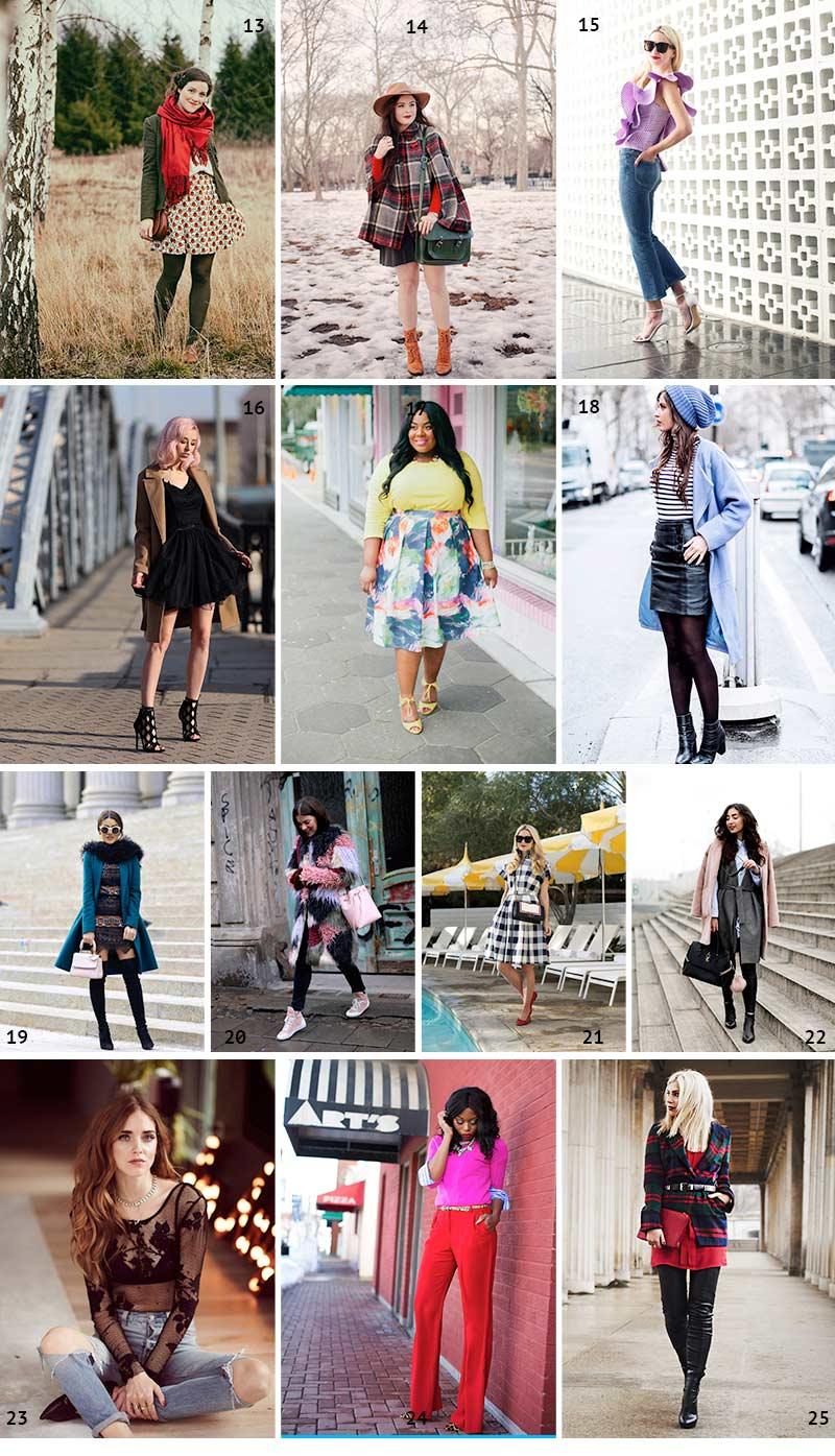 Blogueuses mode