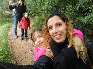 excursion en familia