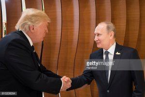 Trump and Putin meet at last