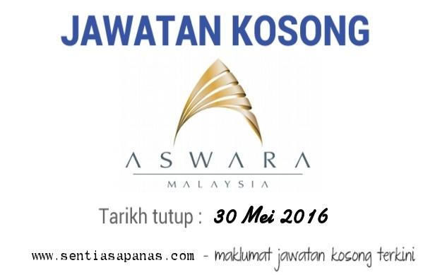 Jawatan+Kosong ASWARA