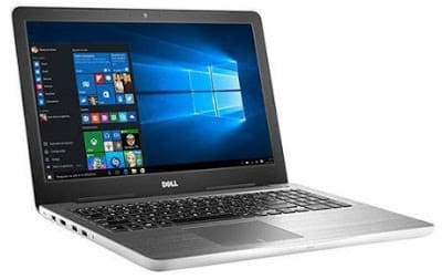 Foto do Notebook Dell i15-5567-A30 Intel Core i5 7200U