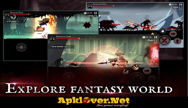 Shadow of Death MOD APK unlimited money & premium