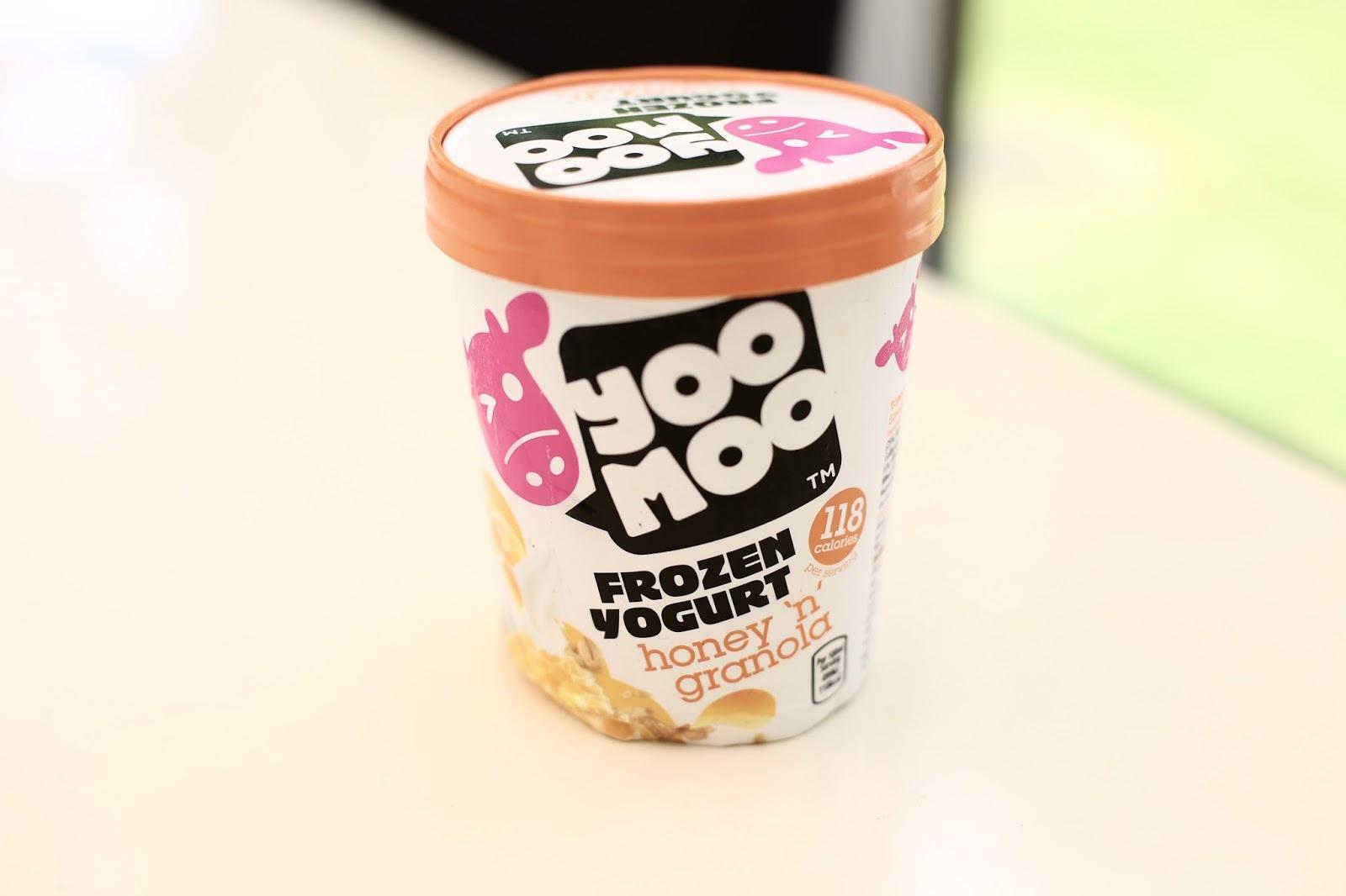 yoomoo honey and granola
