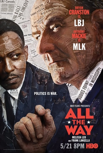 Download All the Way 2016 English 720p WEBRip 999MB ESubs