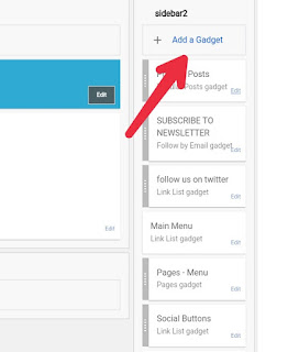 blog me popular post widget kaise add kare