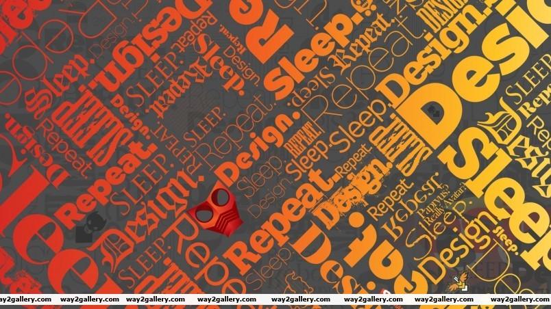 Design wallpaper